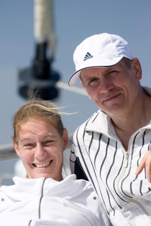 Dr. med. Susanne Kreft und Hugo Hasse